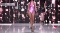 亚裔美女的高叉泳装秀, 台风气质不亚于欧美模特