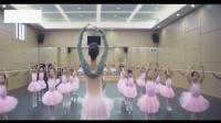 Angelababy跳芭蕾舞, 也太瘦了, 排骨都看到了