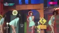 韩国综艺性感长腿美女歌舞视频