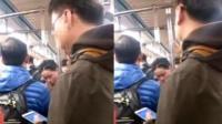 大陆女游客赴台跨年 遭台男子辱骂