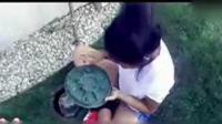 鬼步舞6个基础舞步 中国美女跳鬼步舞强悍