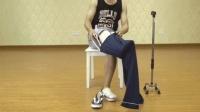 家庭护理科普 80天练成护理达人——腿部受伤后如何自己穿裤子