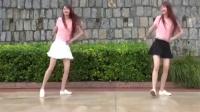 漂亮女孩跳《妹妹不哭》鬼步舞, 美的不要不要的
