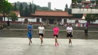 靖江紫鹃广场舞鬼步舞教学分解《桃花姑娘》正面演示 白领怎么学中老年鬼步舞学鬼步舞