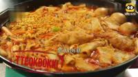 舌尖上的诱惑: 韩国人最喜欢的炒年糕, 这家店祖传三代火爆60年!