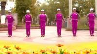 广场舞: 圈圈舞「兔子舞」杨丽萍广场舞团队分2种跳法原版