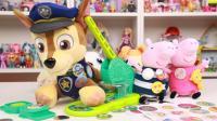 趣盒子玩具 第一季 汪汪队托马斯小火车徽章制作 超酷徽章制造机玩具分享 318