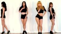 韩国女团热舞, 看的出平时训练很刻苦