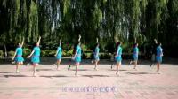 伦巴广场舞视频 广场舞大中国动作分解 王广成广场舞背面教学