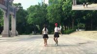 曳步舞花式在校学生慢动作分解全套视频教程机械舞_锁舞鬼步舞齐舞套路教学 鬼步舞《