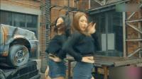 两美女热舞C哩C哩Panama人漂亮跳的也专业
