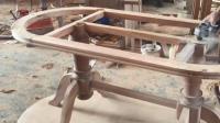木工灵巧技术 - 如何建造一张精美餐桌