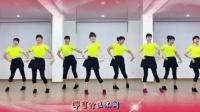十六步恰恰舞分解动作 杨艺广场舞姑娘我爱你 大众广场舞
