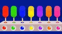 染色板七巧板趣味学习