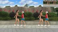 强晶广场舞鬼步舞花式6连1分解 50岁学鬼步舞分解教学鬼步舞教学基础舞步 鬼步舞