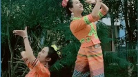 傣族舞蹈《彩云之南》, 漂亮好看