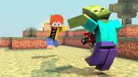 【肥皂】我的世界起床战争546: 当被针对时候, 就要找突破口! Minecraft服务器PVP小游戏MC