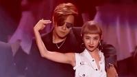 蔡依林和罗志祥同台燃爆了, 亚洲舞王舞娘真不是盖的, 这气场绝了