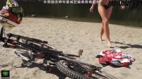 山地车越野骑行, 是练就一对弹簧腿重要, 还是避震座管重要?