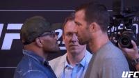 点击收藏UFC221卢克:没有人能真正击败我