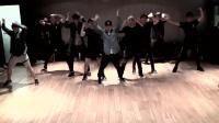 韩国BIGBANG - BANG BANG BANG舞蹈练习 #这就是街舞#