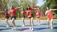 2018新年第一波《小苹果》广场舞女子舞蹈组合