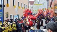 德国小镇山寨中国春节