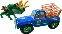 玩之乐亲子互动游戏 熊出没光头强皮卡车超星萌宠冰封鹿趣味玩具