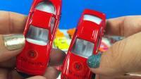 超酷赛车和工程车玩具