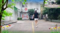 鬼步舞简单入门23步《若有缘现相见》好看易学笑 广西百色田东县 初学鬼步舞基本步