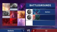 Ballistix vs CE 风暴英雄东区对决2018
