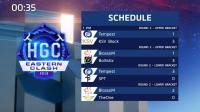 TheOne vs Team BlossoM  风暴英雄东区对决2018