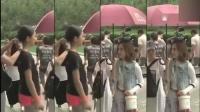 《我的! 体育老师》张嘉译王晓晨片场尬舞, 两个人好欢乐