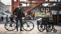 自行车又要升级了! 随时携带走的自行赛车, 能收缩到书包带走