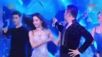 赵丽颖、柳岩、热巴、关晓彤一起跳全网最火的C哩C哩舞蹈, 最美的是她, 你觉得呢?