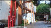 最养眼版C哩C哩舞蹈, 女神身材颜值超级美!