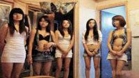 大厦卖淫被抓 性感美女写真内衣情趣丝袜大尺度 女子合伙大厦色情交易被抓1115