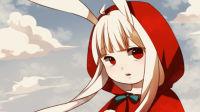 【狼与兔 煊煊】第一期-小狼人遇到小红帽兔女孩