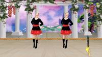 2018最新 蓝天云广场舞 32步恰恰舞《让我一生爱着你》附教学