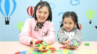 小牛斑斑的玩具朋友 Apple与祁琪的趣味算数比赛 Apple与祁琪趣味算数比赛