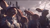 POILU《法国兔兵》动物界的战争, 精美催泪战争动画短片