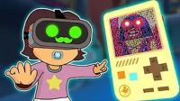 魔哒VR搞笑小鬼当家 欢乐的居家型儿童乐园