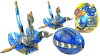 趣味玩具爆兽猎人 三首蛟龙变形儿童玩具