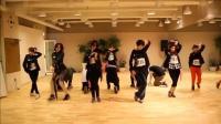 韩国女团TARA舞蹈《cry cry》练习室版