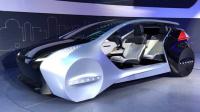 北京车展:纳智捷AI智能概念座舱