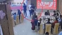 警匪片既視感! 婚禮現場潛入一群便衣警察