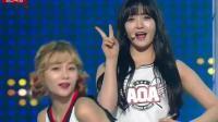韩国女团AOA热舞, 金雪炫等青春貌美的成员们跳的真是太好了!