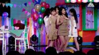 【韩国饭拍】女团美女热舞性感好身材系列 清纯韩国妹子 (1)