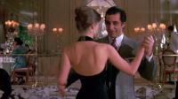 闻香识女人经典片段, 一段探戈舞俘获一位美女的芳心