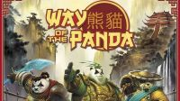 Mr.Box桌游开箱 Way of the Panda